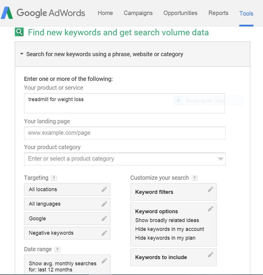 GoogleKeyPlanner1