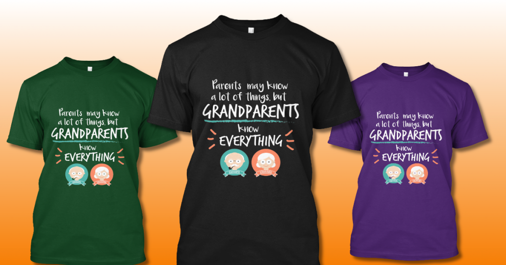 Grandparents Day T-shirt
