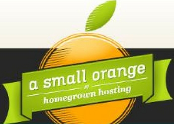A Small Orange Hosting