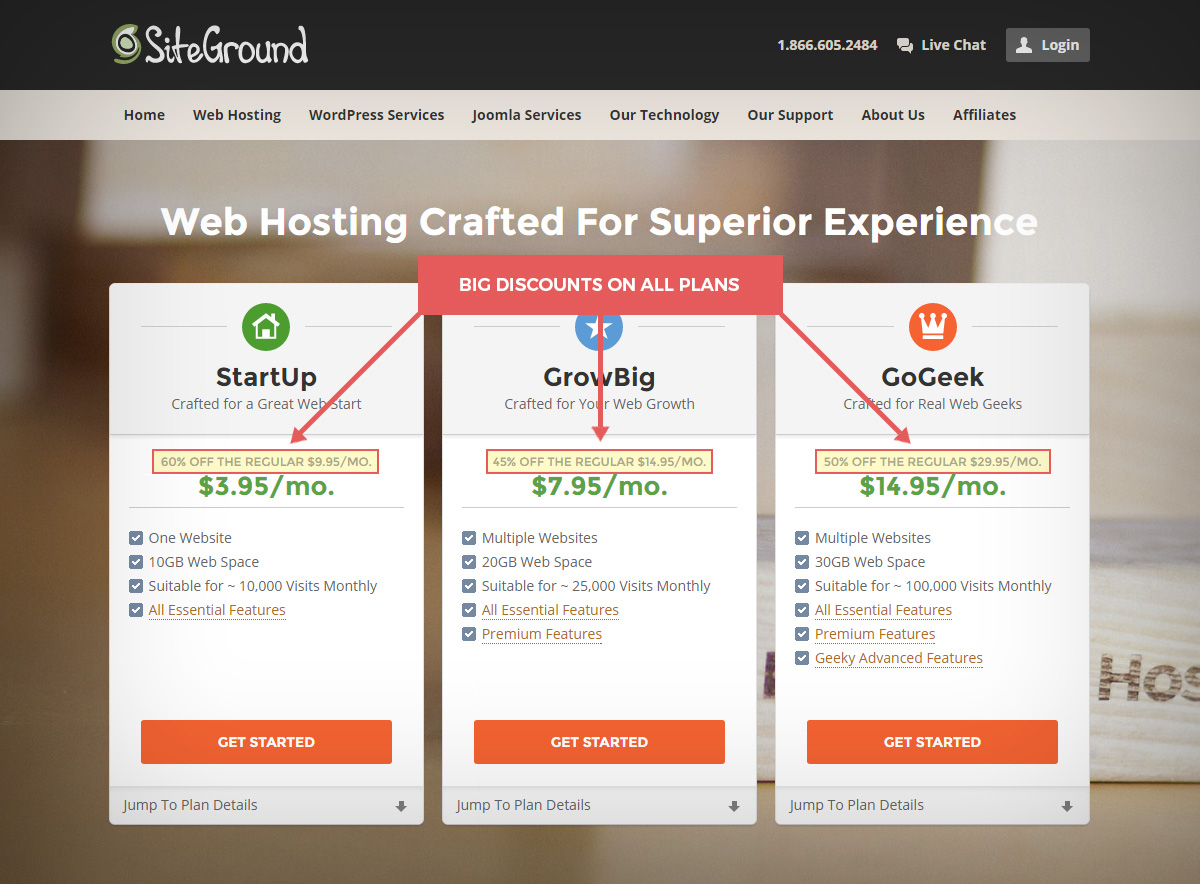 siteground web hosting reviews